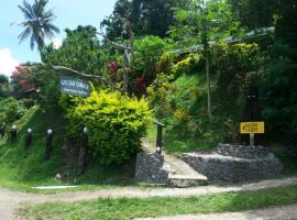 Gecko Lodge Fiji, Savusavu