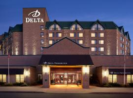 Delta Hotels by Marriott Fredericton, Fredericton