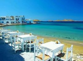 Mykonos Beach House Elena, Agios Stefanos