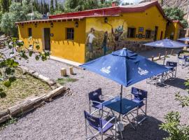Hostal La Casa Del Puente, Tilcara