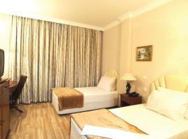 Jeruton Hotel, Кампонг-Джерудонг
