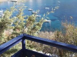 Amazing Sea View Holiday Home, Kínion