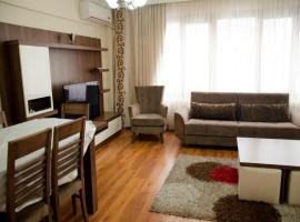 Bedir Apartments, Stambuł