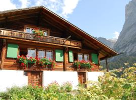 Bernet, Grindelwald