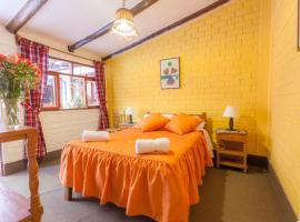 Alojamiento Soledad, Huaraz