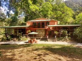 Casa del Pozo Azul, Minca
