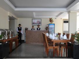 Hotel Wardan, Янгон