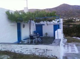 Tinas House, Afiartis