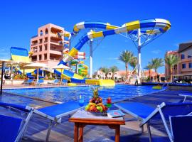 Albatros Aqua Park Resort, Hurghada
