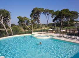 Madame Vacances Résidence Provence Country Club, Saumane-de-Vaucluse