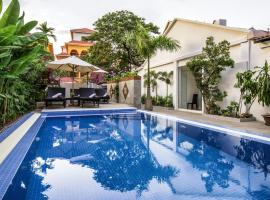 Reasey Boutique Villa, Siem Reap