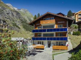 Chalet Sonnegg, Zermatt