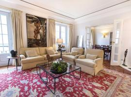 LovelyStay - Campo Pequeno Charming Apartment, Lissabon