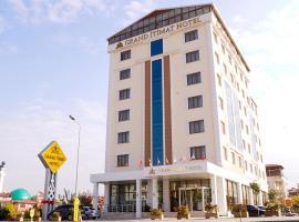 Grand İtimat Hotel, Денизли