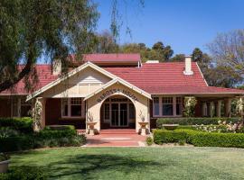 Barossa House, Tanunda
