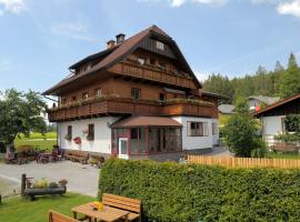 Pension Waldesruh/Halseralm, Schladming