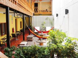 Puriwasi Hostels, Cuzco