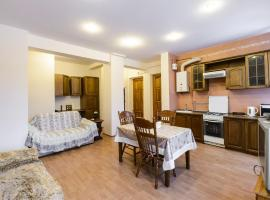 Kiev Accommodation Apartment on Franko st., Kijów