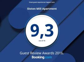 Sloten Mill Apartment,