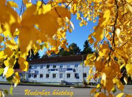 Södra Bergets Vandrarhem, Sundsvall