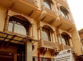 Hotel Rivera Palace, Varanasi