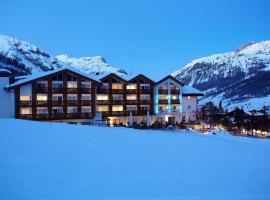 Hotel Lac Salin Spa & Mountain Resort, Livigno