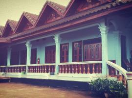 AB guesthouse, Muang Thatèng