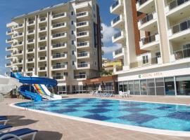 Orion Resort Elif 17, Avsallar