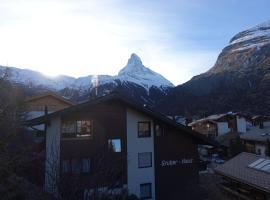 Lizi, Zermatt