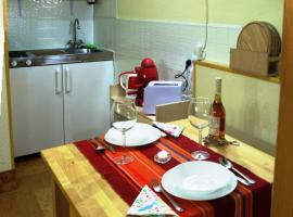Accord Budapest Apartman,