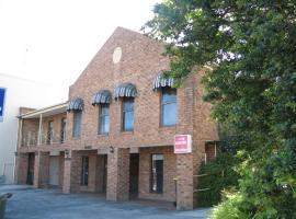 Bakery Hill Motel, Ballarat