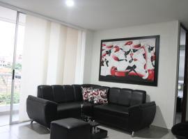 Apartamentos Alohate, Bucaramanga
