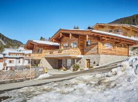 Panorama Chalets by HolidayFlats24, Saalbach