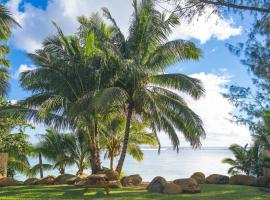 Pae Moana, Rarotonga, Rarotonga