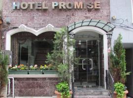 Promise Hotel, Estambul