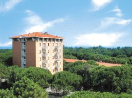 Appartamenti Torre Panorama, 比比翁