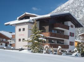 Ferienwohnungen Alpenherz, Pertisau