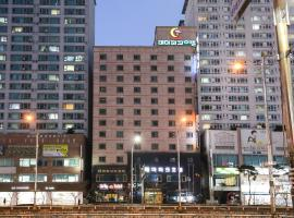 Theme Park Tourist Hotel, Bucheon