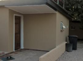 Furnished self-catering guest wing, Lusaka