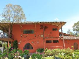 Hacienda San Antonio, Cajamarca