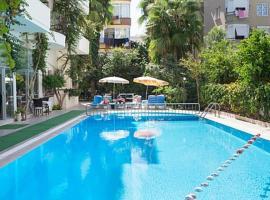 Seda Apart Hotel, Alanya