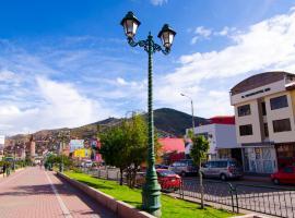 Hostal Pachacuteq Inn, Cuzco