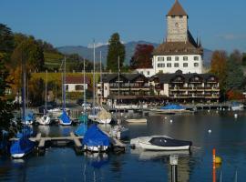 Hotel-Restaurant Seegarten-Marina, Spiez