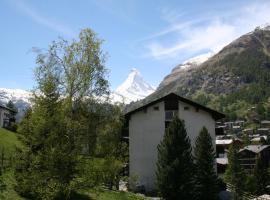 St. Bernhard, Zermatt