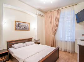 Soprano Apart Hotel, Odessa