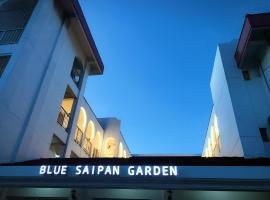 Blue Saipan Garden, Saipan