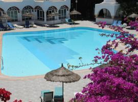 Hotel Menara, Al-Hammamat