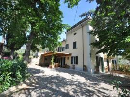 Casa Giovanna, Antria