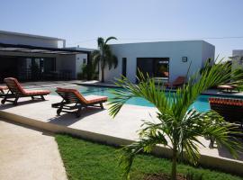 La maison des amis, Ngaparou