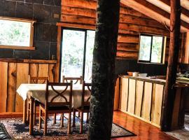 Cabaña Rustica Patagonia Chilena, Coñaripe